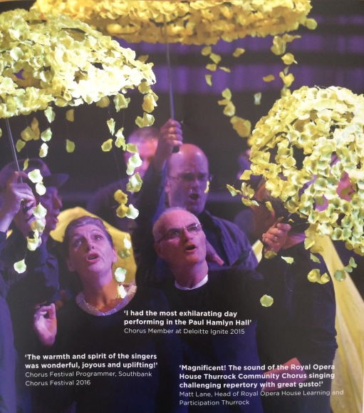 Royal Opera House Thurrock Community Chorus